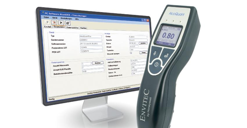 Home Office Approved Breathalyser Technology
