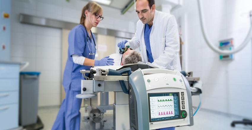 Intensive Care ICU Ventilators