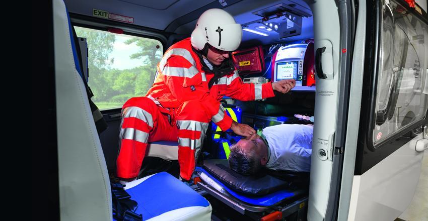 Emergency Transport Ventilators