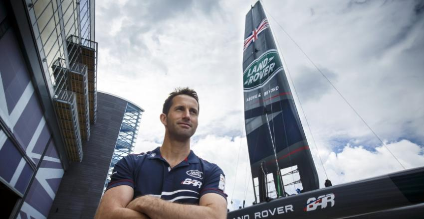 MEDACX an Official Base Supplier to Land Rover BAR