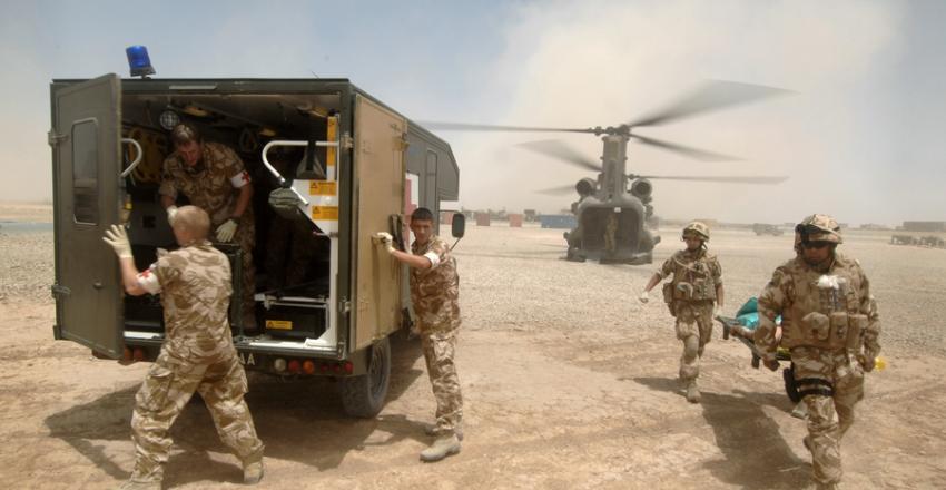 MERTS military medical teams