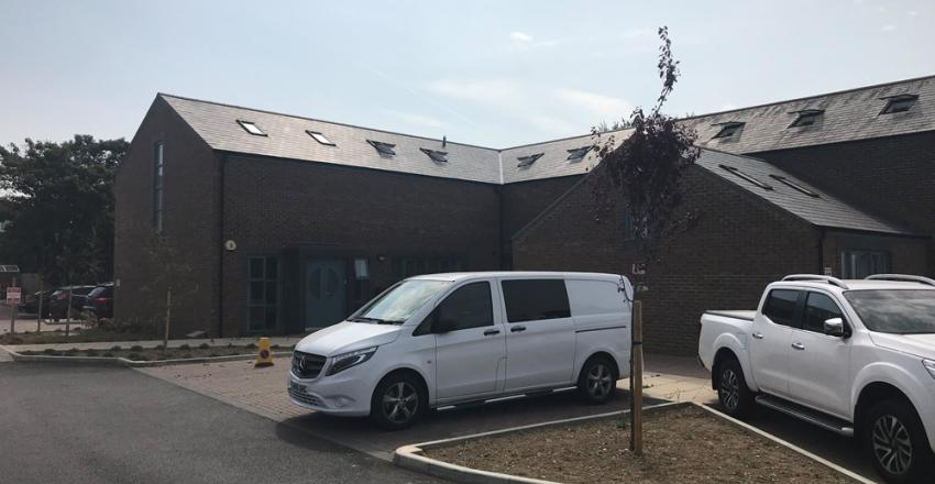 MEDACX  Headquarters & Training Facility