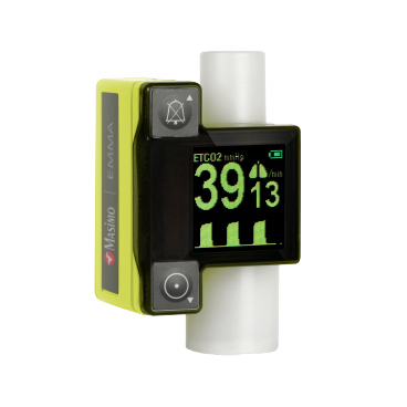 EMMA waveform Capnograph