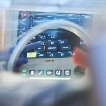 SOPHIE Neonatal Ventilator