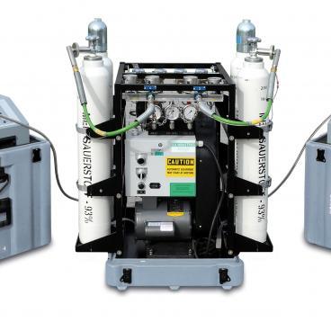 Hospital FS02 MOSS Oxygen Concentrator System