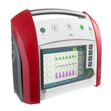EVE TR Emergency Transport Ventilator