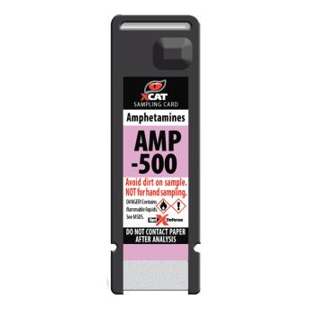 XCAT Narcotics detection card AMP-500